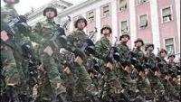 Arnavutluk Silahlı Kuvvetleri'ne mensup 30 asker, Afganistan'a gitti