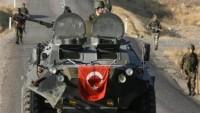 Türk askerleri, Başika'yı terk etti