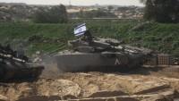 İşgal Güçleri Askalan ve Gazze Yakınlarında Tatbikat Yapacak