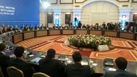 Astana'da ortak deklarasyon ilan edildi