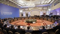 Rusya, Türkiye ve İran'ın Astana'daki Suriye görüşmeleri başladı