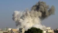Suudi rejimi Yemen'de ateşkesi yine ihlal etti