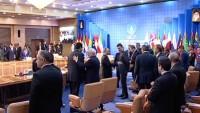 İran'da Doğalgaz Zirvesi Başladı