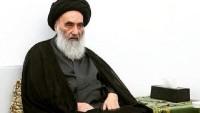Ayetullah Sistani'den ABD'nin Kudüs kararına tepki