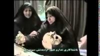 Video: İran – Irak Savaşında Şehid olan Azeri Gencin Annesi, Şehidinin Naaşından Ayrılamıyor