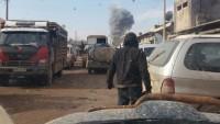 Suriye'de Teröristler Arasındaki Çatışmalar Kızışıyor