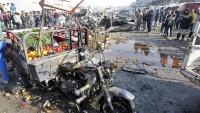 Bağdat'ta Patlama: 13 Ölü