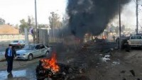 Bağdat'ta Bir Patlama Daha: 2 Şehid, 7 Yaralı