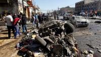 Bağdat'ta ikinci bombalı saldırı: 10 ölü