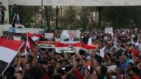 Irak'ta reform gösterileri