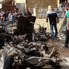 Bağdat'ta iki farklı noktada düzenlenen bombalı saldırılarda sekiz kişi öldü