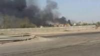 Bağdat'ta bir askeri kışlanın girişinde intihar saldırısı düzenlendi: 4 şehid