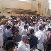 Bahreyn halkından Siyonist heyetin ziyaretine itiraz
