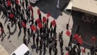 Al'Halife rejimi güçleri Bahreynli Ehlibeyt aşıklarının matem merasimine sıldırdı