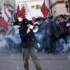 Bahreyn rejimi halka kimyasal gazlarla saldırıyor