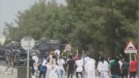 Siyonist Bahreyn Rejimi Şeyh İsa Kasım'ın Evine Saldırdı: 1 Şehid, 120 Yaralı