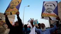 Bahreyn Halkı, Siyonist Al-i Halife Rejimine Karşı Gösterilerini Sürdürüyor