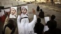 Bahreyn rejimi mahkemesinin kararına protesto