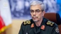 Tümgeneral Bakıri: Mütecaviz uçağa uyarı, İran'ın en küçük ikazıdır