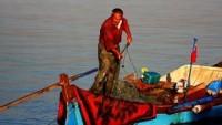 Denizlerde 15 Nisan'da başlayan av yasağı bu gece sona eriyor