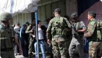 Filistin Batı Yaka'da Ramazan'ın Başından Beri 242 Kişi Siyasi Sebeplerle Tutuklandı