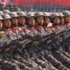 Kuzey Kore'de gönüllü güçler ABD ile savaşa hazır