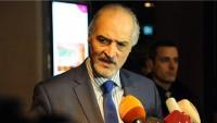 Beşar Caferi: ABD Suriye'de siyasi çözümden söz edemez