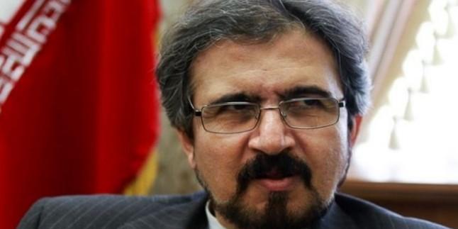 Behram Kasımi: İran'ın gayrı meşru Siyonist rejim karşısındaki politikası değişmezdir