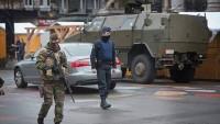 Belçika'daki Patlamadan Sonra Sınırlar Kapatıldı, Asker Şehre İndi