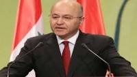 Irak Cumhurbaşkanı İran'ı ziyaret ediyor