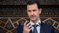 Beşşar Esad, silah bırakan muhalifleri affedeceğini açıkladı