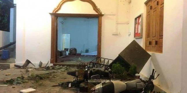 Sri Lanka'da Camiye IŞİD Saldırısı