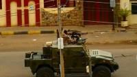 Birleşik Arap Emirlikleri'ne ait zırhlı araçlar Hartum'a girdi