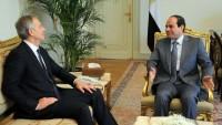 Tony Blair, son üç hafta içinde Mısır'ı üçüncü kez ziyaret etti