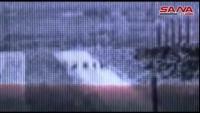 Video: Suriye Ordusu teröristleri havaya uçurdu