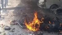 IŞİD Hama'da Bombalı Saldırı Düzenledi: 2 Şehit, 8 Yaralı