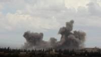 ÖSO Teröristlerinin 2 Karargahına Bombalı Saldırı Düzenlendi. 40 Ölü Ve Yaralı
