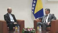 Bosna Başbakanı: İran'ın yardımlarına minnettarız