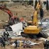 Siyonist rejim, Dehmeş köyünde Filistinlilere ait 3 evi yıktı