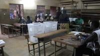 Burkina Faso'da seçime yoğun katılım