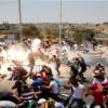 Siyonist İsrail polisi Mescid-i Aksa'ya saldırdı: 1 ölü 67 yaralı