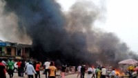 Çad'da Patlama: En az 10 ölü