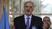 Caferi: Cenevre 5, Suriye önerilerine karşılık verilmeden son buldu