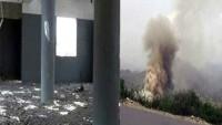 Siyonist Suudi Rejimi Yemen'de Bir Mescidi Bombaladı