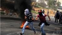 El-Bureyc'in Doğusunda Yeniden Alevlenen Çatışmalarda 2 Filistinli Yaralandı
