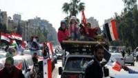 Suriye'de Teröristler Silah Bırakıyor,Halk Evlerine Dönüyor
