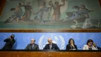 Suriye müzakereleri başladı