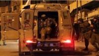 Siyonist İsrail Güçleri Bu Sabah Cenin'de Birçok Bölgeye Baskın Düzenledi