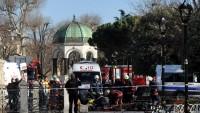Video: Sultanahmet'te canlı bomba saldırısı