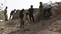 Halep'te savaşan teröristler: ABD yapımı anti-tank füzelerinin yeni partisi elimize geçti